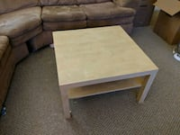 Square coffee table Bellevue, 98008