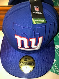 Brand new NY Giants hats Danbury, 06810