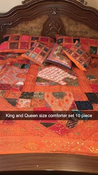 Bed set for king and Queen size Mississauga, L5B 4G7