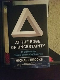 at the edge of uncertainty michael brooks Alexandria, 22304