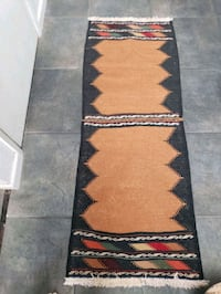gorgeous handmade weave from Afganistan 2x5,  in excellent condition