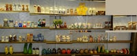 Salt and Pepper Shakers - hundreds of sets! Parma