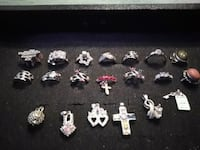 Jewerly ( rings and medals aunthentic silver 925 ) Anaheim, 92804