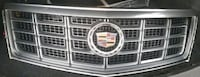 Cadillac XTS front Upper Grille