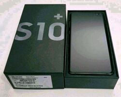 Like New Unlocked Samsung S10+ Swap/Trade iPhone/BlackBerry Key2