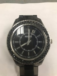 Fossil watch in good condition with new battery Coquitlam, V3B