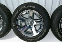 20 Inch Dodge Ram 1500 Wheels.  Prince George's County, 20746