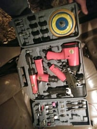 Complete air tool set! Need gone asap!