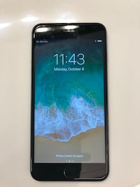 Apple iPhone 6S plus 128g Space Gray Foster City, 94404