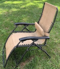 Outdoor Chaise Lounge Folding Foldable Chair Chapel Hill, 27516