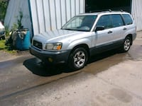2004 Subaru  Forester AWD 4Doors Auto 134 k miles Falls Church