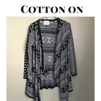COTTON ON Long Cardigan Sweater XS Virginia Beach, 23464