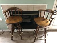 Two bar stools Chesapeake, 23320