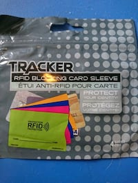 Brand New RFID Card Sleeves.  London