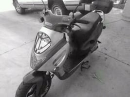 Used moped