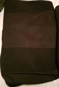 2 Dickies black cloth seat covers  Shelbyville