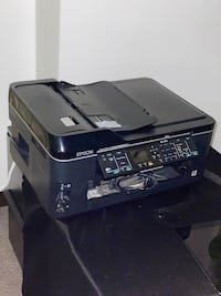 Epson W-F 7510 GREAT condition
