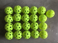 Jugs high quality whiffle balls and tennis balls for batting practice  1329 mi