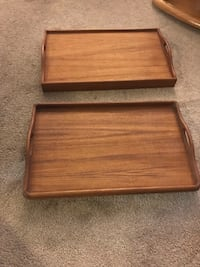 Antique Breakfast Trays with Legs  Hagerstown, 21742