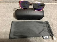 black framed sunglasses with case Calgary, T3K 2G6