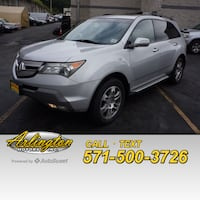 2009 Acura MDX Tech Pkg Woodbridge, 22191