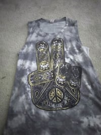 Gray Tie Dyed Tank top Size Small (3-5) Fayetteville, 28311