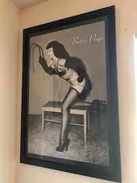 Bettie Page art  Edwards, 93523