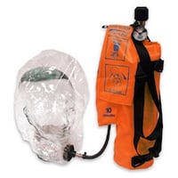 Self contained breathing apparatus  for emergencys Port Hueneme, 93041