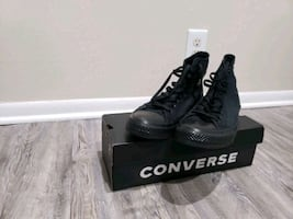 Converse All Star Sneakers..