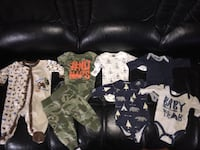 3-6 month boys clothes  Barrie, L4M 6Y3