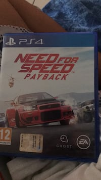 Caso di gioco Need for Speed ​​Rivals per PS4 Torino, 10135