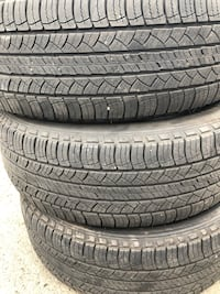 3 used tire 235/65R18 MICHELIN LATITUDE TOUR 3 used tire $100 3 llantas usadas 235/65R18 MICHELIN LATITUDE TOUR por las 3 $100 39 km