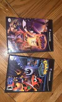 Vintage Collectible GameCube Games