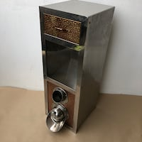 Vintage Metal Copper Country Store Coffee Bean Dispenser Toronto