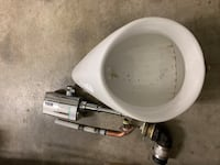 TOTO urinal (eco flush). PRICE REDUCED