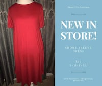 Short sleeve dress Bethlehem, 18017