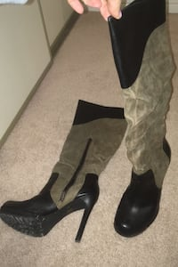 Jessica boots size 9 London, N6H 4T6