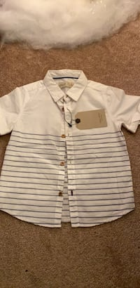 Zara Dress shirt- kids size 4 Mississauga, L5V 0C1