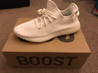 Adidas Yeezy Boost 350 V2 Cream/Triple White Germantown, 20874