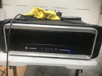 black and gray DVD player Rockville, 20854