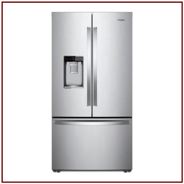 Scratch and Dent Whirlpool French Door Refrigerator WRF954CIHM