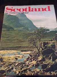 JUST REDUCED scotland in cameracolour (hardcover) Rockville