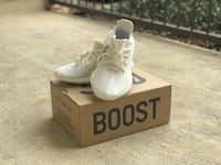 Brand New Yeezy Boost Triple White null