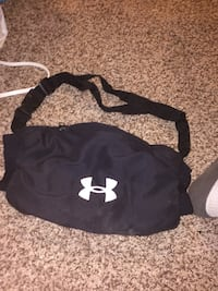 black and white Under Armour backpack Thomasville, 27360