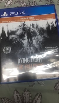 Dying light ps4 Winnipeg, R3R 1X8