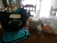 Brand New Breast Pump Kit with accessories Brunswick