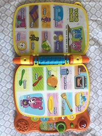 VTech Touch Teach Word Book Gaithersburg, 20877