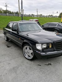 Mercedes Benz 420sel for Parts W126 Toronto