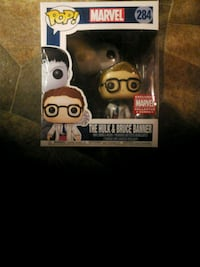Pop! Marvel The Hulk and Bruce Banner Exclusive... Douglas County
