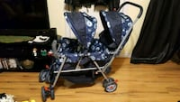 baby's black and gray stroller Toronto, M1B 2B7